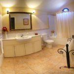 Espectacular baño principal