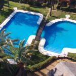 Green Club pool