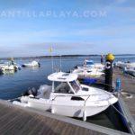 Puerto deportivo del Terrón (junto Islantilla)