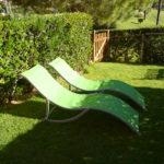 Jardin privé avec une vue fantastique